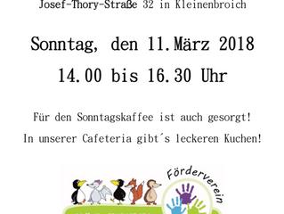 Kindertrödelmarkt 11.03.2018