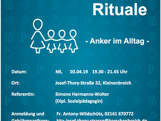 """Elternabend """"Rituale"""""""