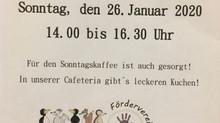 Kindertrödelmarkt am 26.01.2020