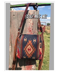 SOLD Saddle Bag #22
