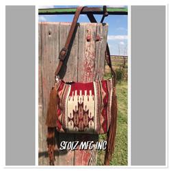 SOLD Saddle Bag #21
