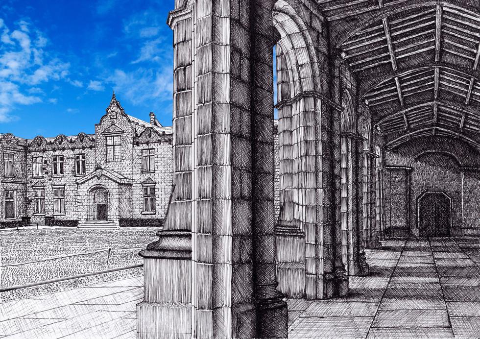 St Andrews University - daylight