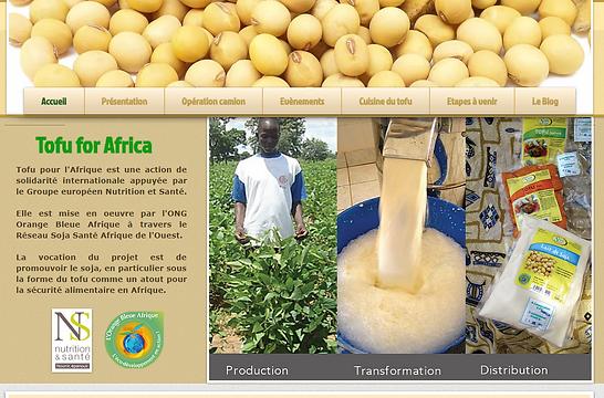 Projet Tofu Burkina