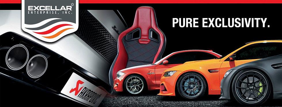 Automotive Parts, Wheels, Car Seat  - Excellar Enterprise, Inc.