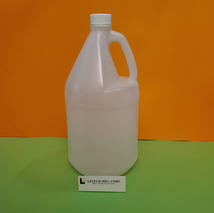 1 Gallon Cylindrical Container