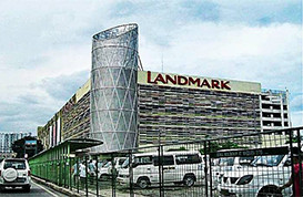 Landmark, North Edsa