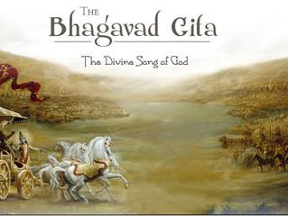 La face sombre de la Bhagavad Gita...