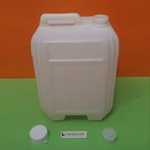 20 Liter Square Carboy - Translucent