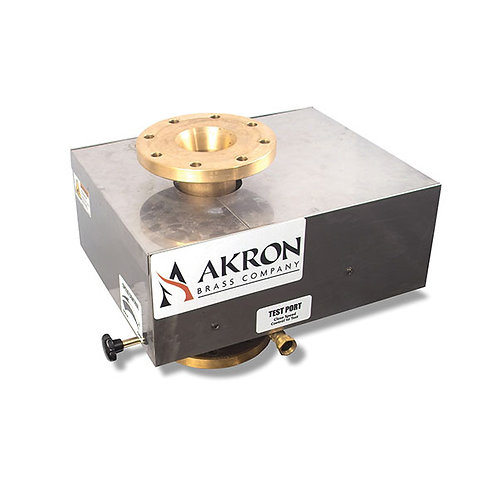 "Akron 3531 4"" Oscillating Flange, Made in USA"