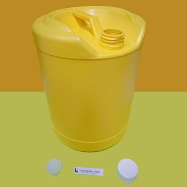 20 Liter Carboy - Yellow