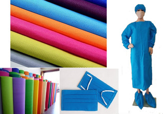 Nonwoven Fabric for PPE and Masks