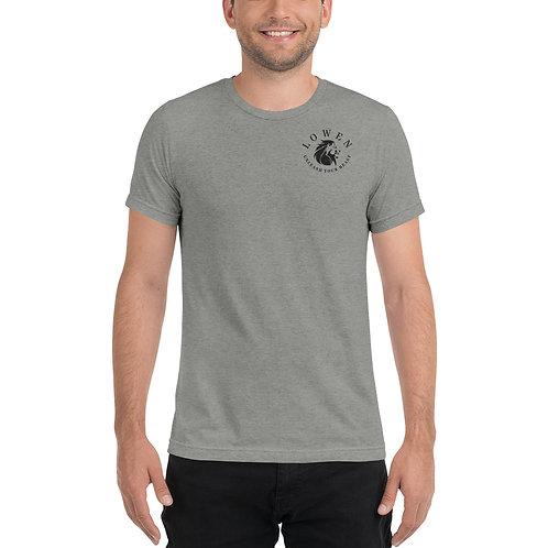 Short sleeve t-shirt Black Lion Logo