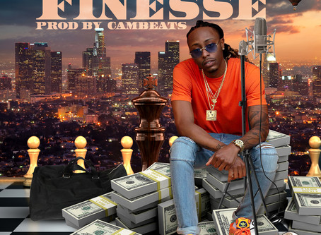 Bongie Tha Yung'N Releases New Song 'Finesse'