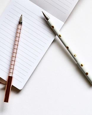 Dwa Pióra na notebooka