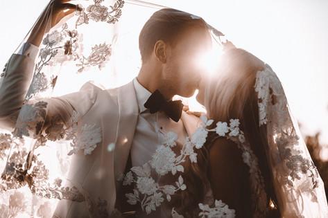 wedding couple Mallorca