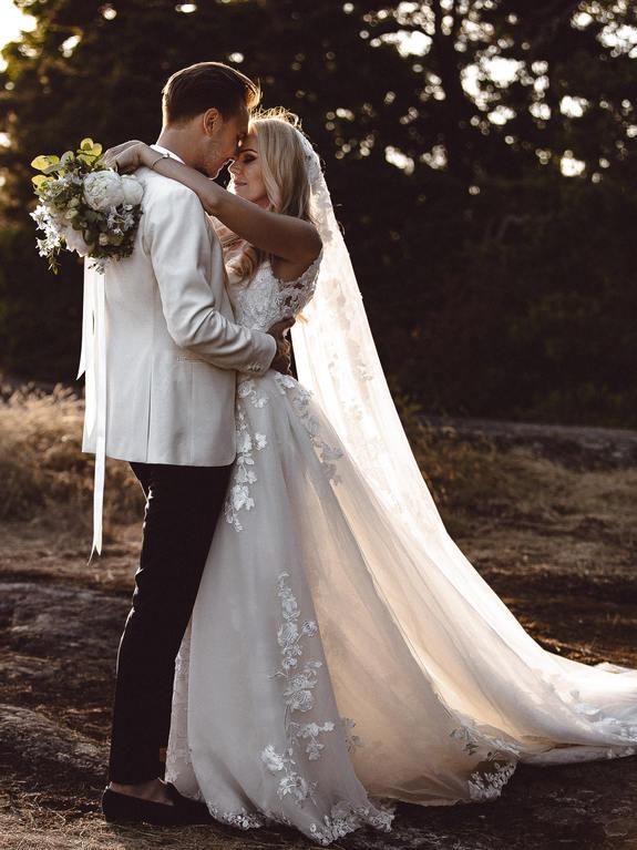 Boho wedding in Spain