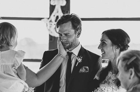 wedding reaction