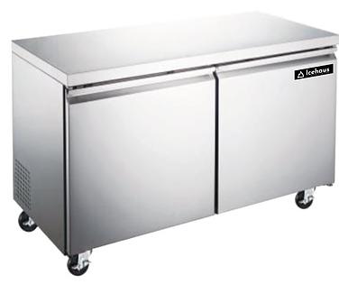Refrigerador bajo barra 2 puertas 338 litros