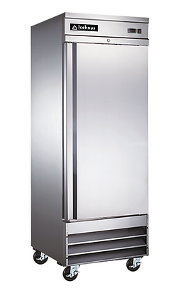Refrigerador puerta sólida 24 pies RV-1PS-SS-01