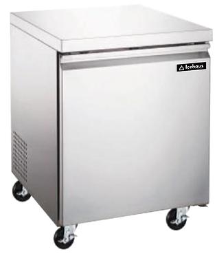 Refrigerador bajo barra 1 puerta  RBB-1P-SS-01