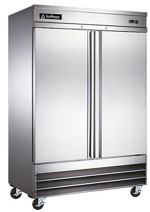 Refrigerador 2 puertas  sólidas 49Pies RV-3PS-SS-01