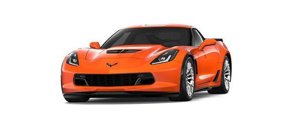 Corvette Z06 Available for Rent