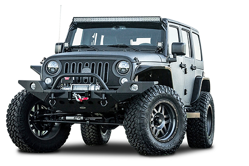 Jeep Rubicon - Special Edition