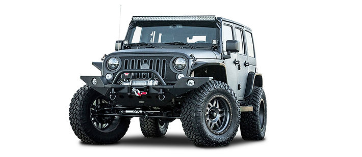 Jeep Rubicon Available for Rent