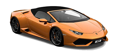 Lamborghini Hurracan Spider avaialble for rent.