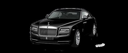 Rolls Royce Wraith for Rent.
