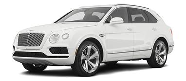 Bentley Bentayga Avaialble for Rent