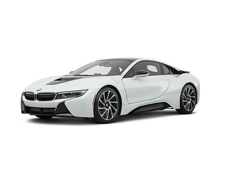 BMW I8 Available for Rent