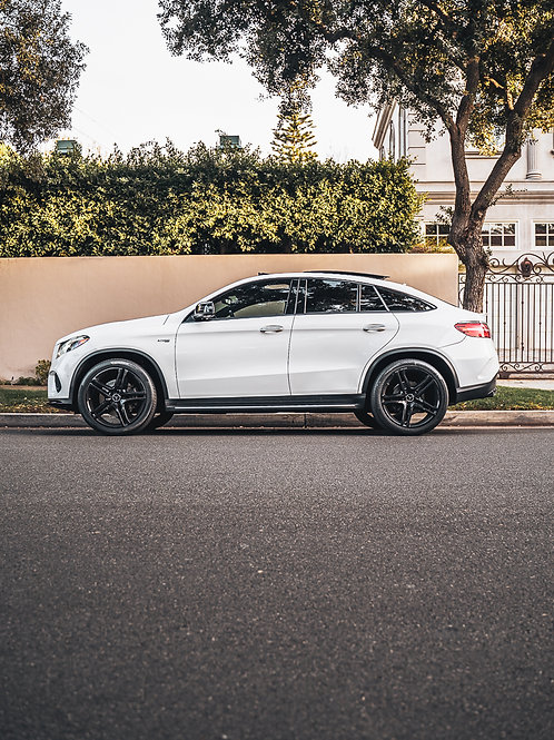 Merceded GLE Coupe