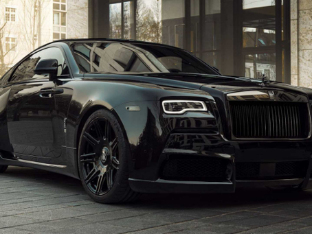 Everything You Need to Know About Renting a Rolls Royce in LA
