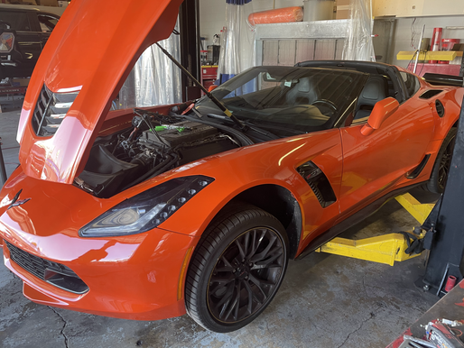 How to Find a Good Exotic Auto Repair Shop in Los Angeles?