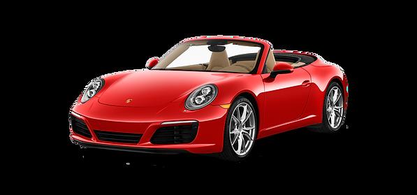 Porsche 911S Convertible Available for Rent