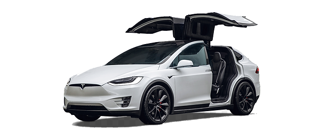 Tesla Model X Available for Rent