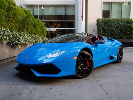 Vegas Luxury Car Rental: Why to Avoid Using Turo