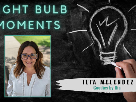 LIGHT BULB MOMENTS | Goodies By Ilia