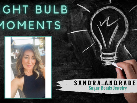 LIGHT BULB MOMENTS | Sugar Beads Jewelry