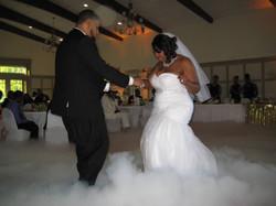 Dancing On A Cloud Fog