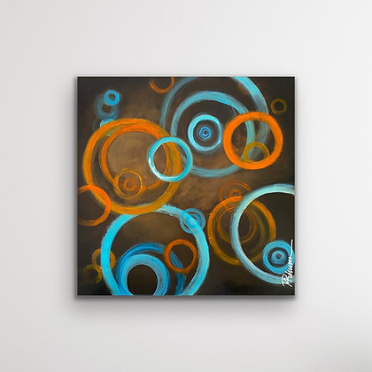 CONCENTRIC |  30X30""