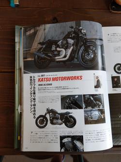 Sportster Custom Book  vol14