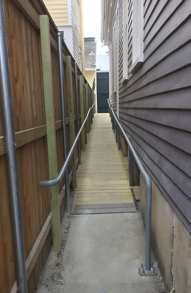 Ramps, Residential Ramps, Commercial Ramps