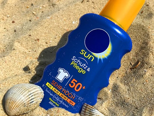The magic Sunscreen reduces skin aging