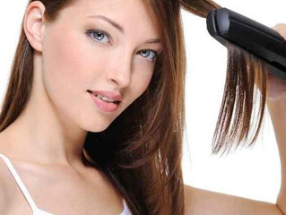 Is it wrong to use the hair straightener every day?