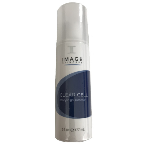 Image Skincare Clear Cell Salicylic Gel Cleanser 6oz NEW