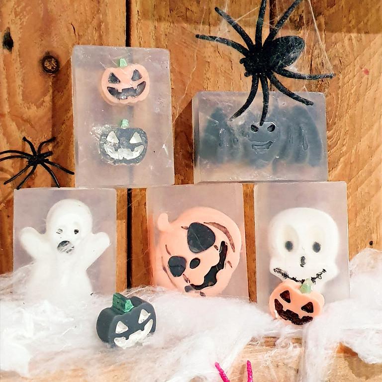 Children's Halloween Soap Workshop