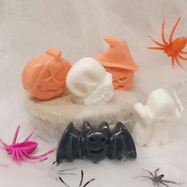 Spooky Soaps Workshop