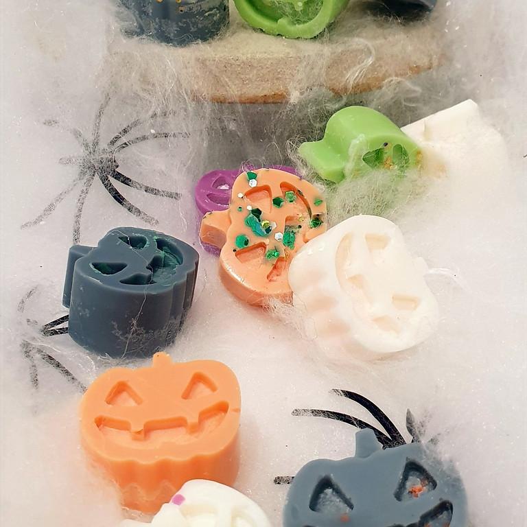 Halloween Wax Melts Workshop